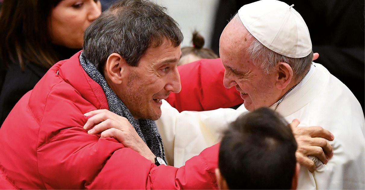 Papa Francisco na audiência geral de 13 de Dezeembro 2017