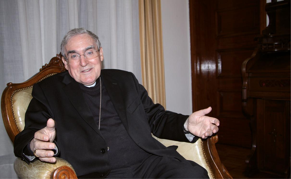 Lluís Martinez Sistach, Cardeal Arcebispo emérito de Barcelona