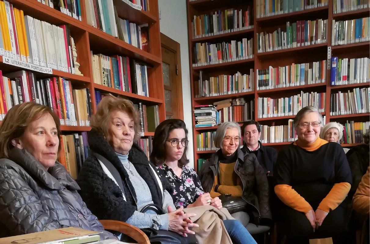 Clube de Leitura, paróquia de São Tomás de Aquino, Lisboa