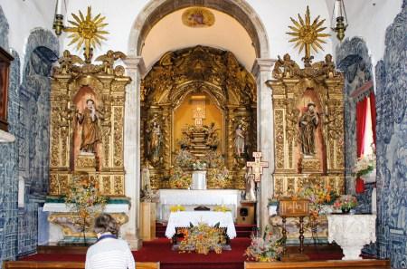 Igreja de Santo António dos Olivais, Coimbra, 2017