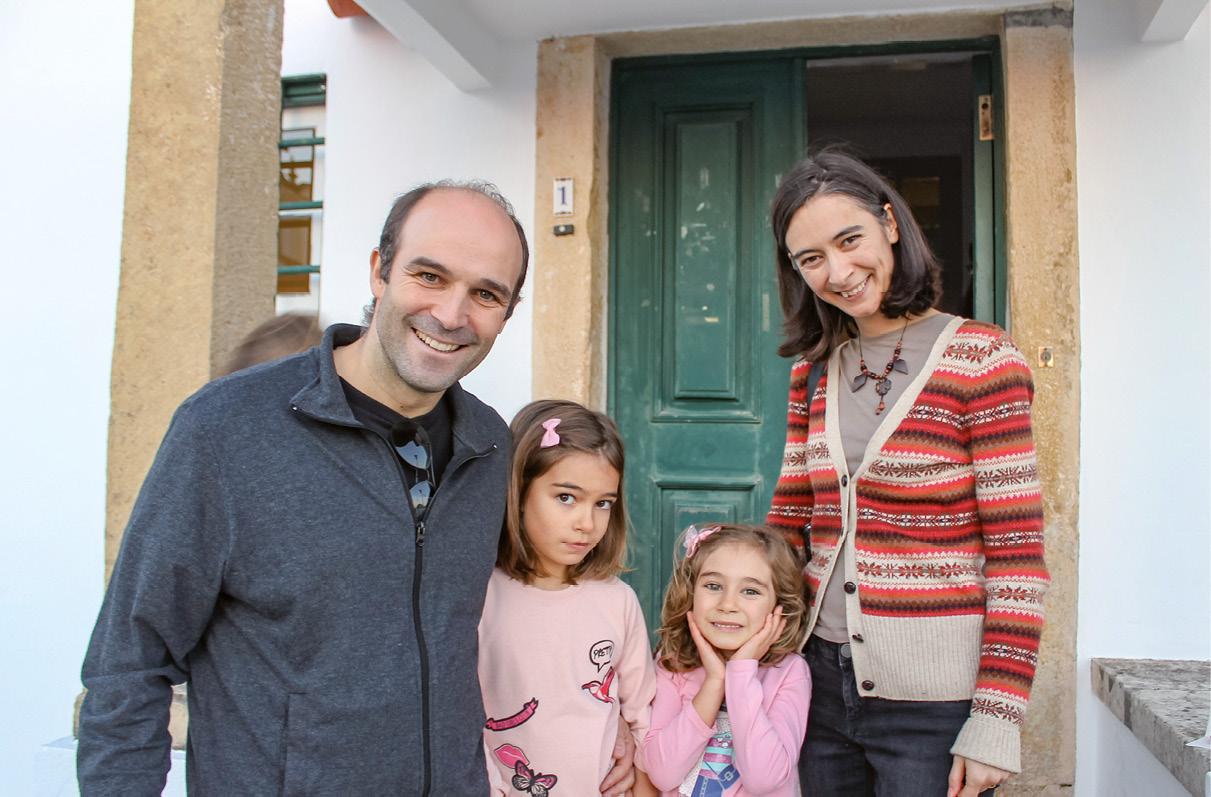 A catequese em família: Paróquia de Santo António dos Olivais, Coimbra