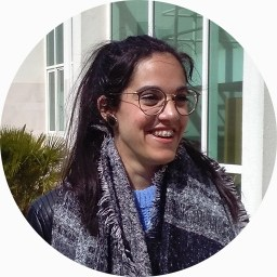 Joana Serôdio, delegada da Conferência Episcopal Portuguesa
