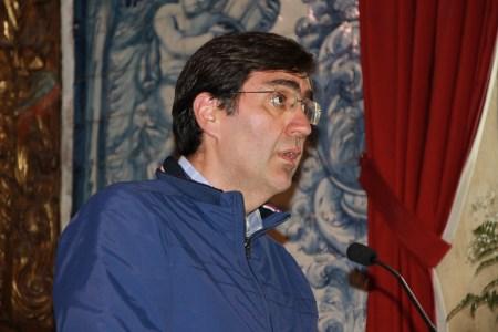 Presidente da Junta de Freguesia de Marvila, Dr. António Videira