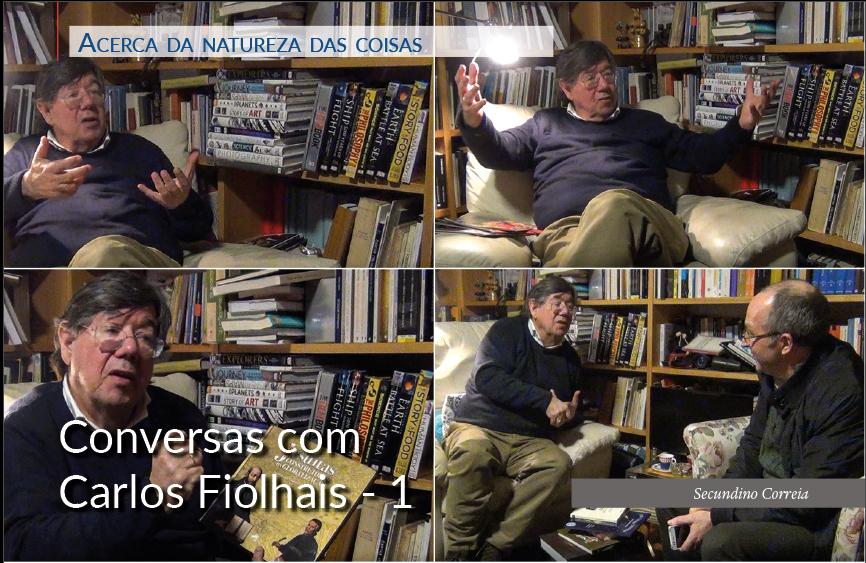 Conversas com Carlos Fiolhais
