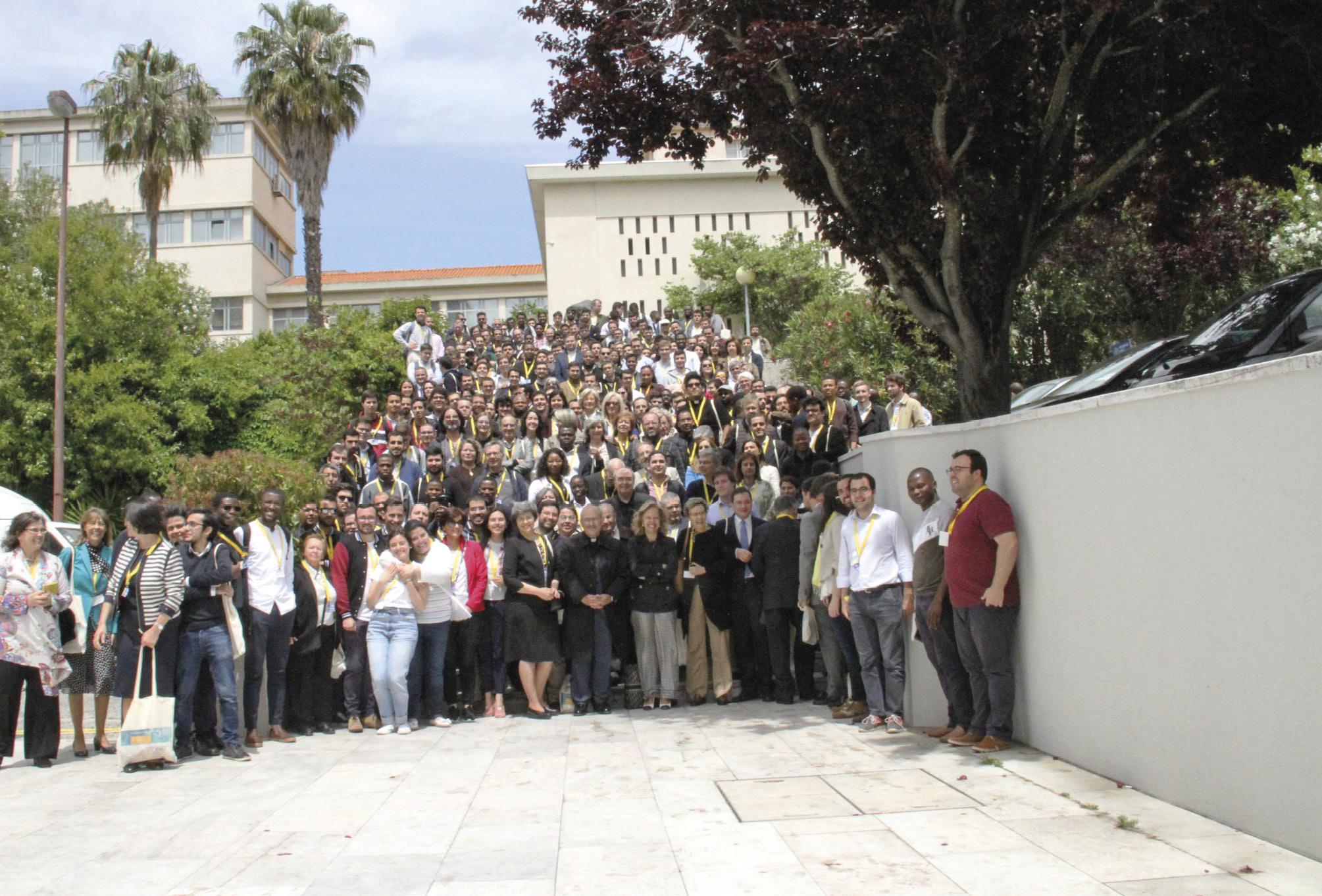 Sessão solene reuniu docentes e alunos de todo o país, no dia nacional da Faculdade de Teologia, em Lisboa. Fotos Ecclesia.