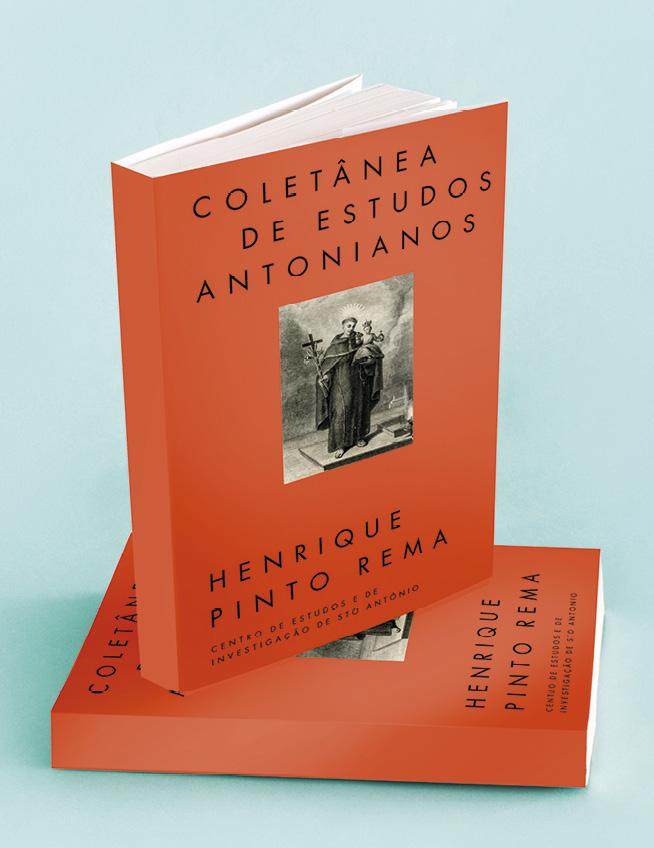 Henrique Pinto Rema, Colectânea de Estudos Antonianos