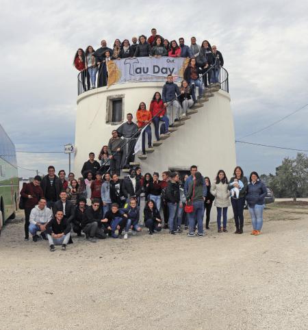 Tau Day em Fátima outubro 2019