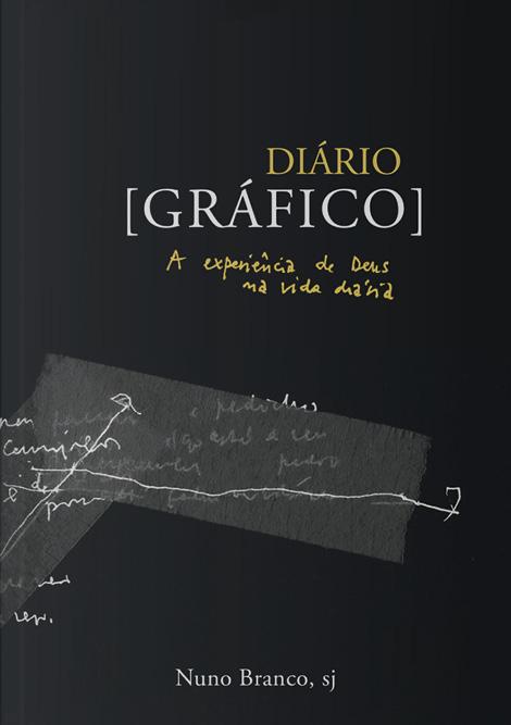 Diário Gráfico, Nuno Branco, sj, Edição Frente e Verso