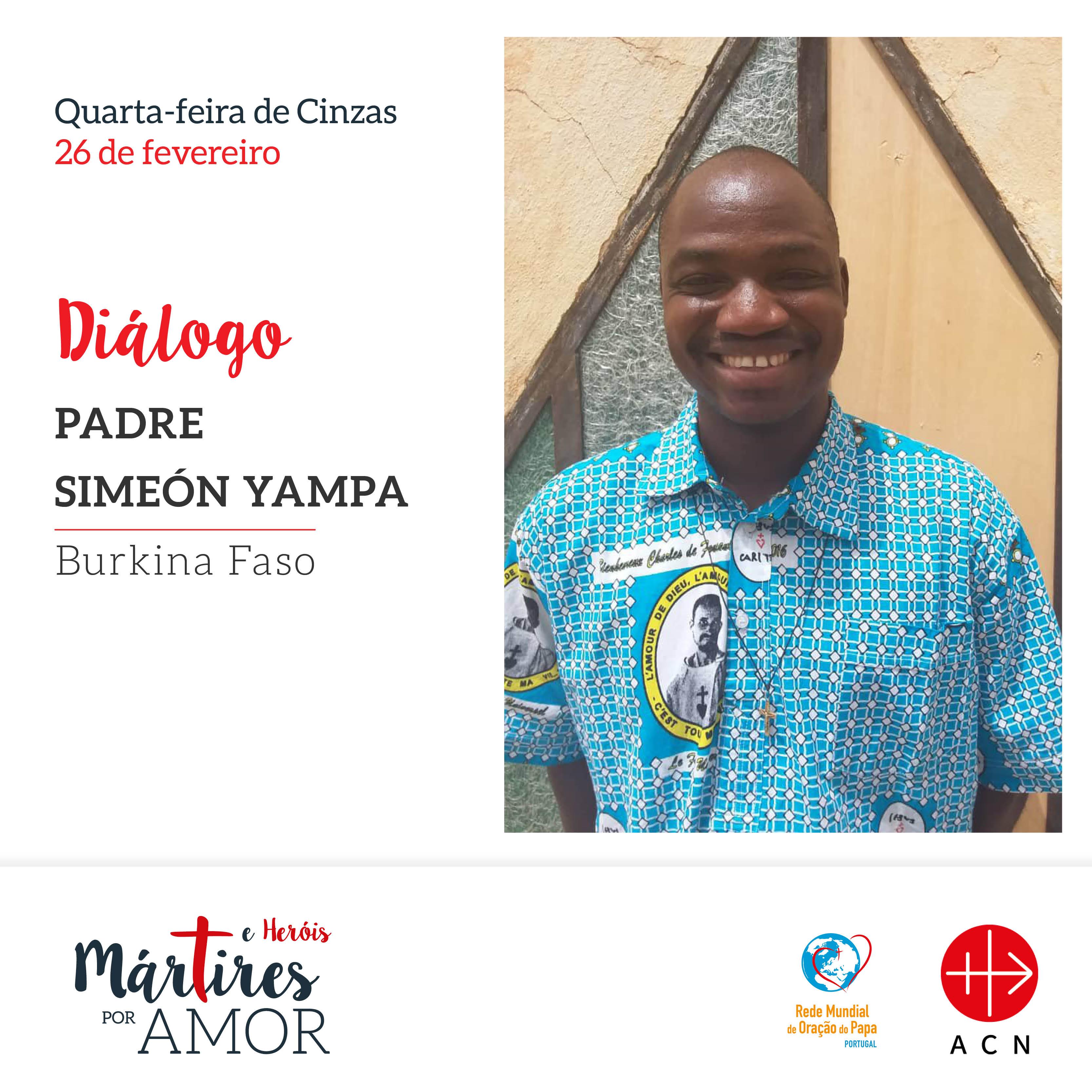 Diálogo Padre Simeón Yampa, Burkina Faso