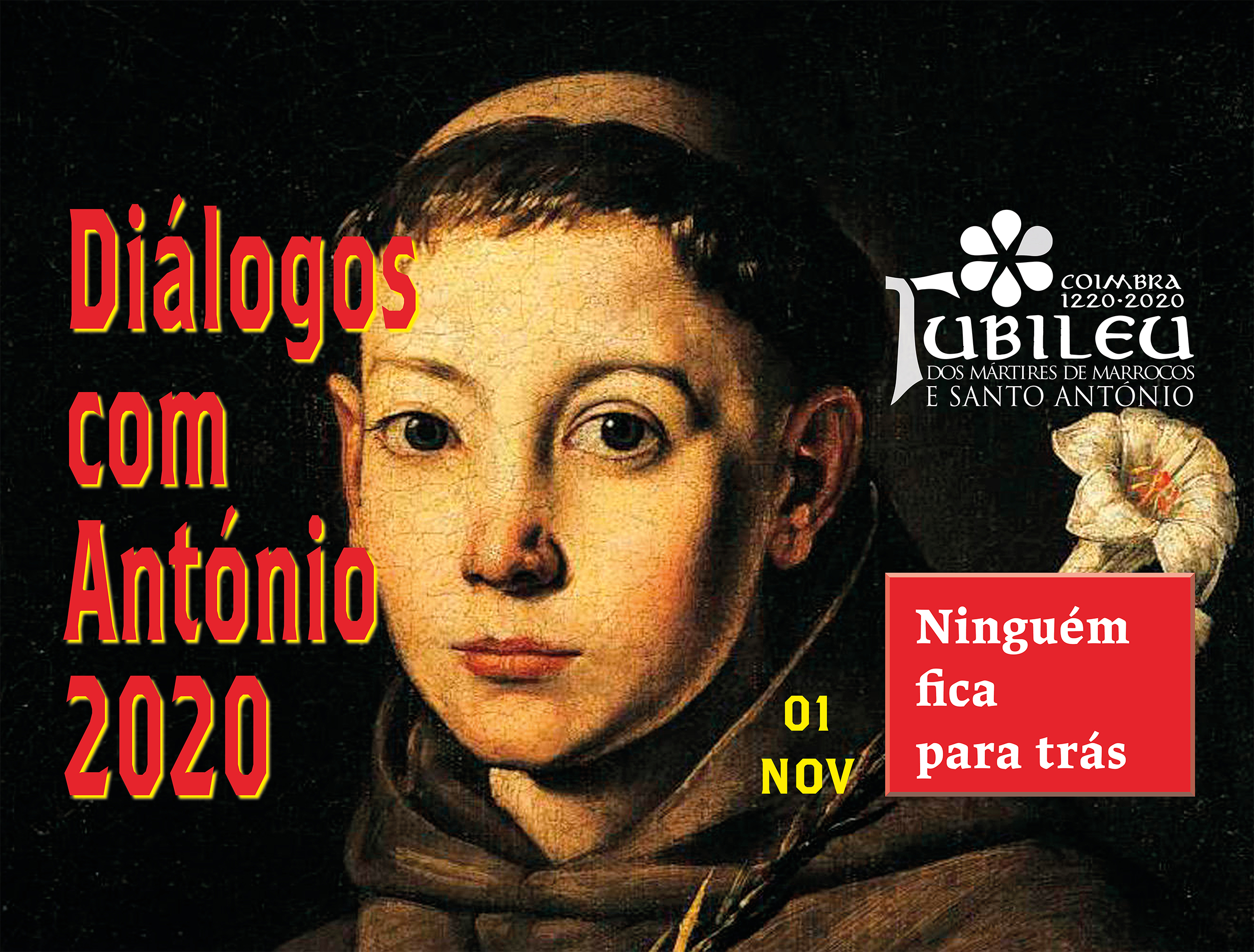 Diálogos com António 2020: Ninguém fica para trás