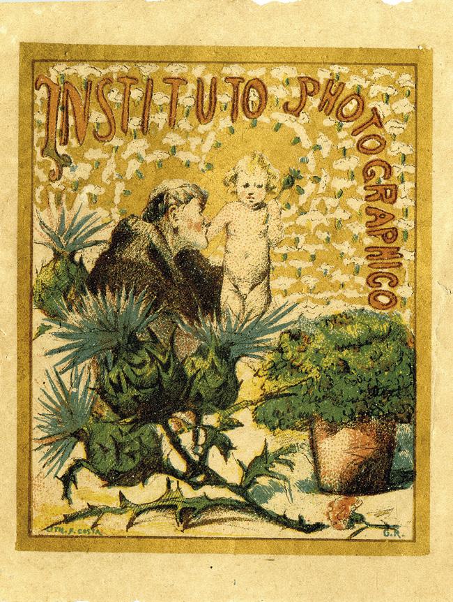 Folheto publicitário, séc. XX MLSA.IMP.1544