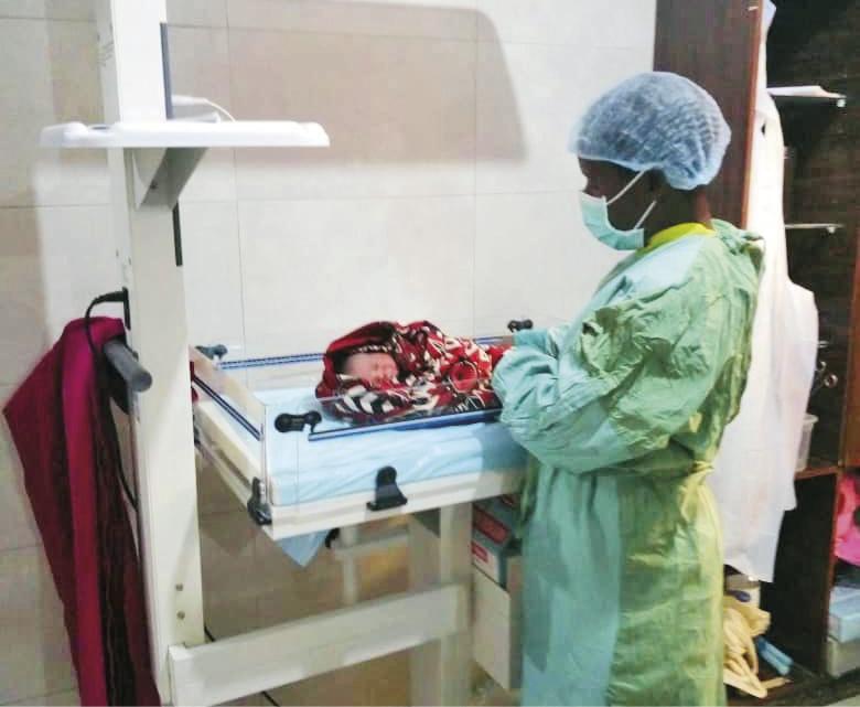 Projeto Nascer em segurança e requalificação do Dispensário de Mvimwa, província de Sumbawanga, Tanzânia.