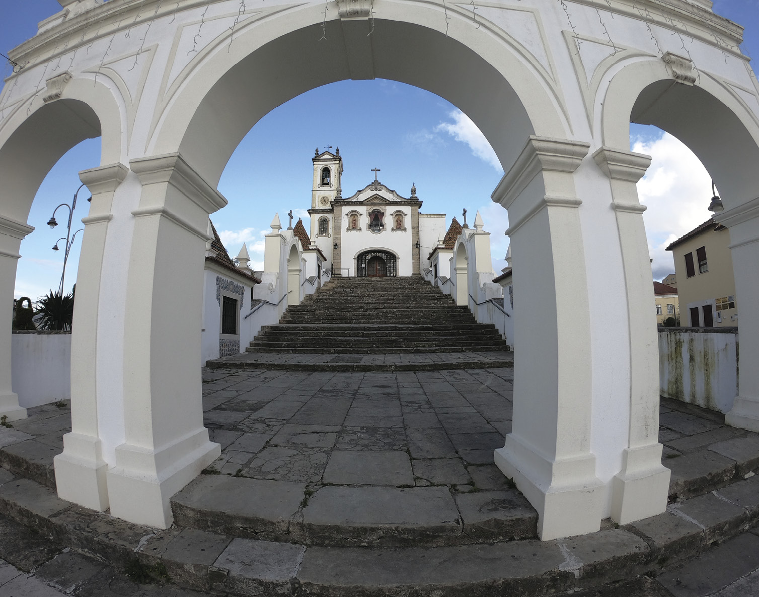 Coimbra – Igreja de Santo António dos Olivais. Foto MSA 2020.