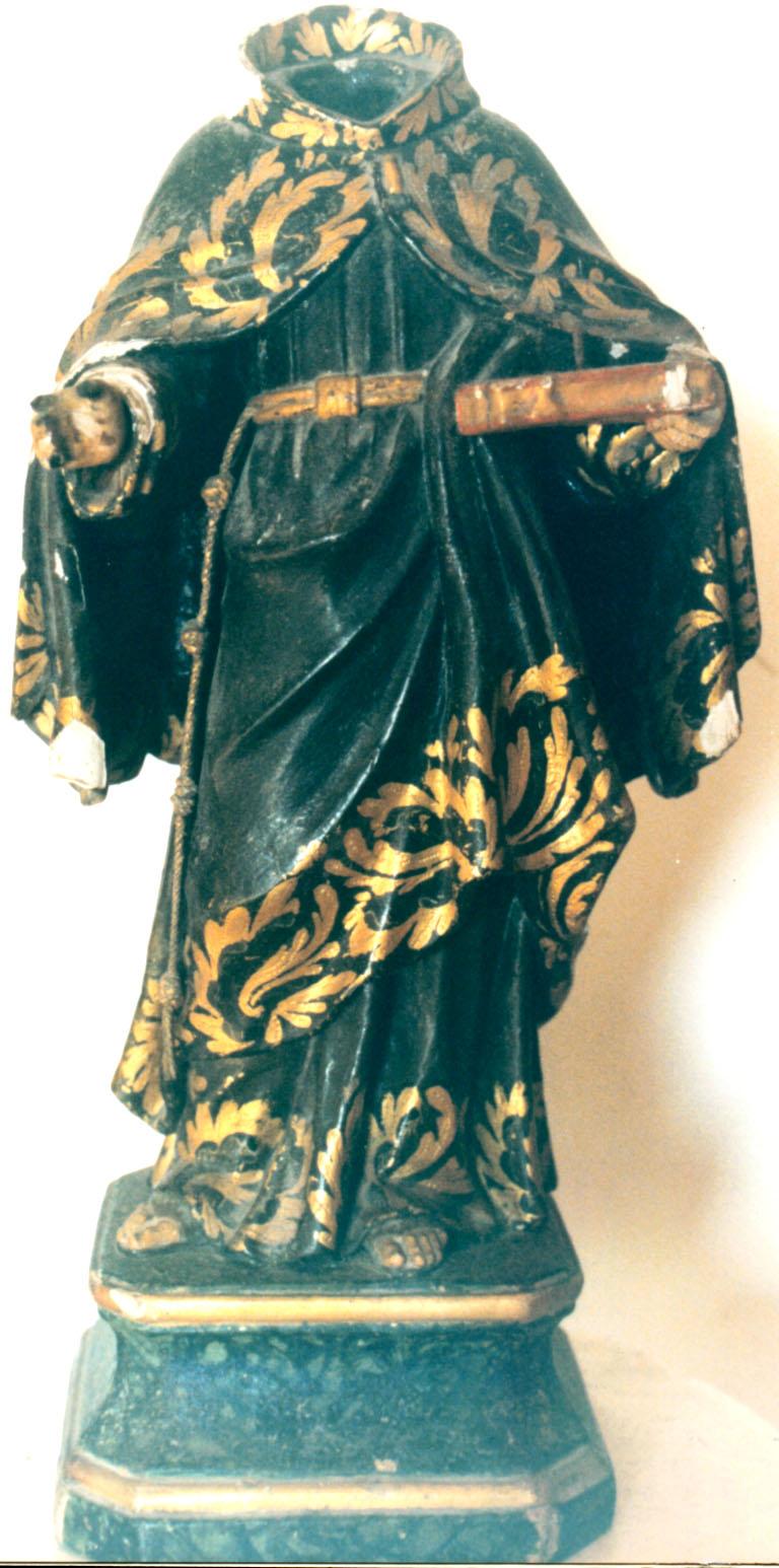 Fig 9 - Santo António – Convento das Salésias de Lisboa – MA Inv. 92/B