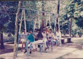 Wisata Asrama Manik Hargo ke Borobudur, 1994