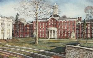 Kutztown University by Santoleri