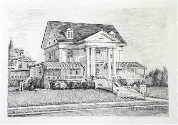 The Peter Shields Inn by Nicholas Santoleri