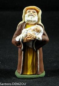 Saint Simeon 7cm