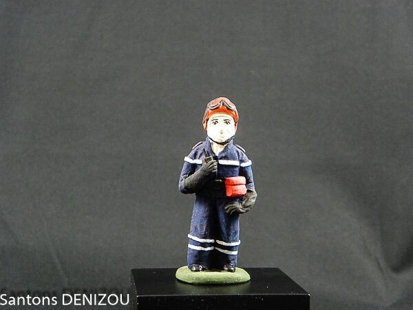Marin Pompier 7cm