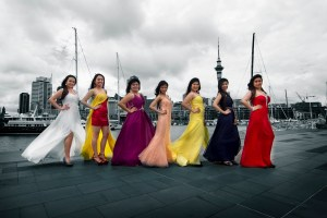 Meet the Sinulog NZ 2015 Festival Queen Candidates