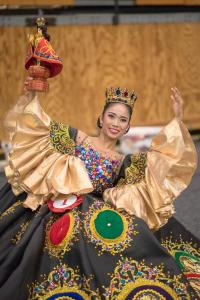 Sinulog NZ 2019 Festival Queen Winners