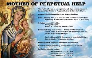 9 Days Novena for Our Mother of Perpetual Help