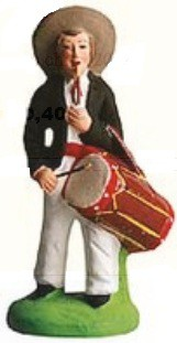 Tambourinaire (Drummer)