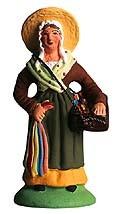 Femme aux Ruban (Ribbon Merchant)