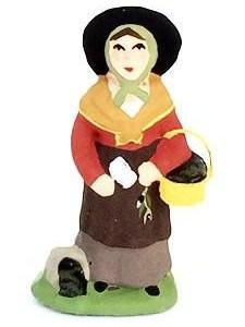 Olivido (Olive Gatherer)
