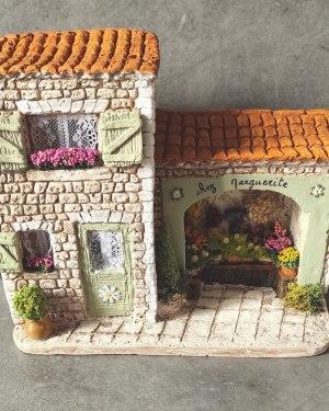 fleuriste santons de provence