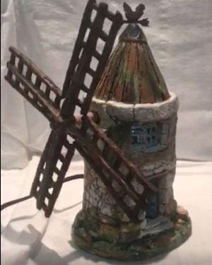 moulin santons de provence