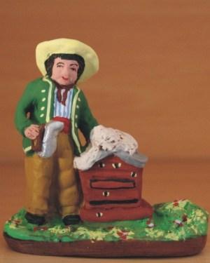apiculteur santons de provence