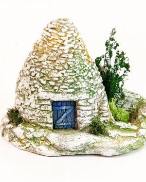 Grand borie provençal décor de crèche
