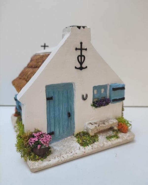 Maison de gardian crèches de Provence