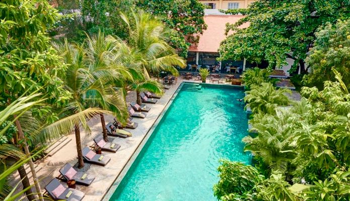 9 Best Family Hotels In Phnom Penh My 2019 Guide The