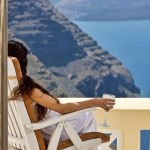 Luxury vacations in Santorini
