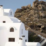 Cycladic architecture an unsurpassed heritage in Santorini