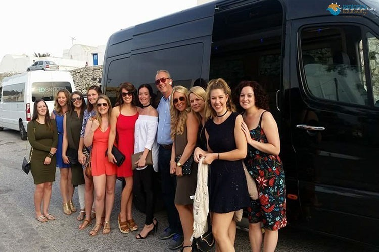 SANTORINI BUS TOURS