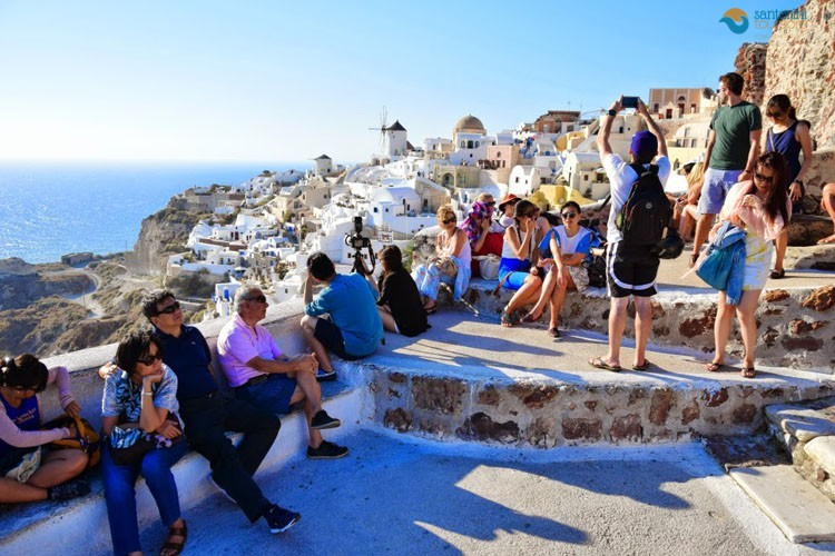 SANTORINI GROUP TOURS