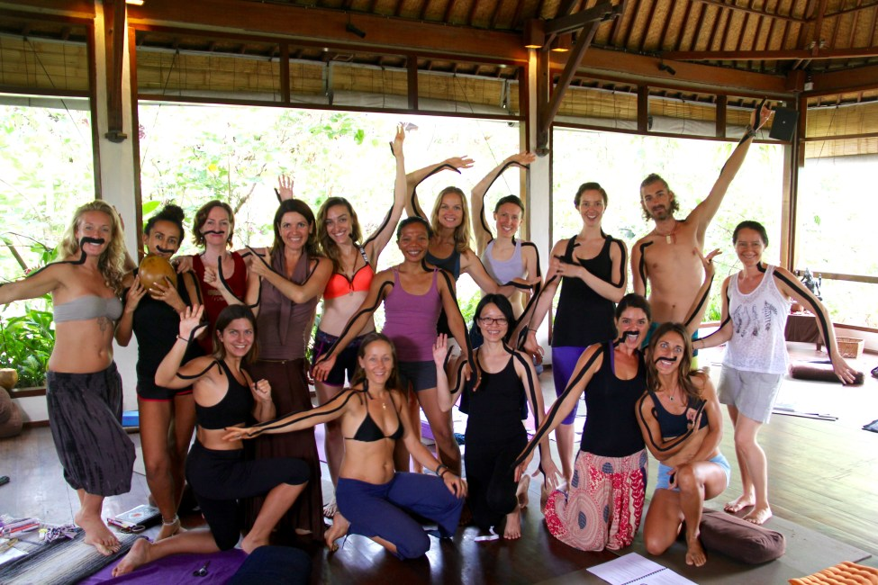 Tina Nance Yoga Therapist Teacher Training