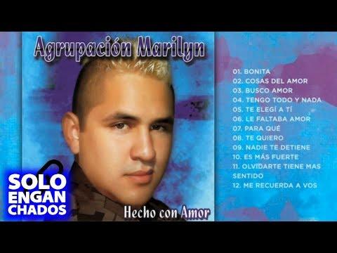 Agrupacion Marilyn – Hecho con amor ► Disco Completo