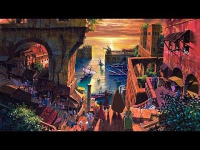 【癒しBGM・作業用BGM】 ジブリオーケストラ メドレー Studio Ghibli Concert 【2】