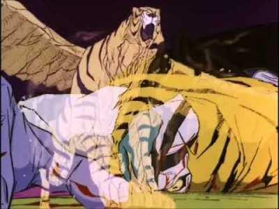「去りゆく虎」より「虎の穴のボスの最後のBGM」