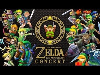 【作業用BGM】ゼルダの伝説 30周年コンサート(The Legend of Zelda 30 Years Anniversary Orchestra Concert Music)