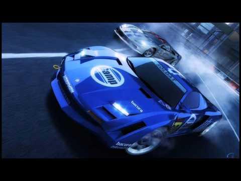 Ridge Racers 2 Disco Ball OST ( HD )