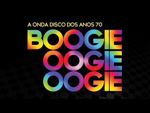 A onda disco dos anos 70 Boogie Oogie Oogie (CD Oficial)
