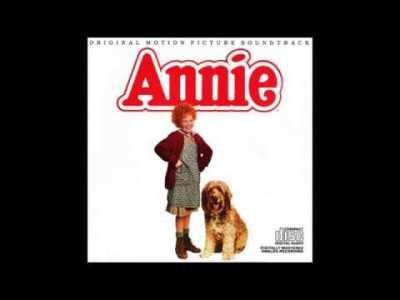 コロンビア映画「アニー(Annie)」~ Tomorrow (アイリーン・クイン) ~オリジナルサウンドトラックより