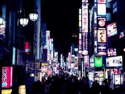 新宿・みなと町