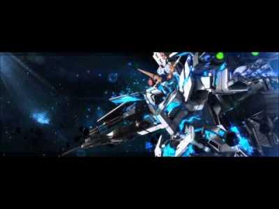 Gundam Unicorn OST Ending Merry Go Round