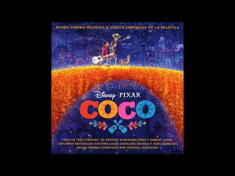 COCO – SOUNDTRACK (ESPAÑOL LATINO) (CD COMPLETO 2017)